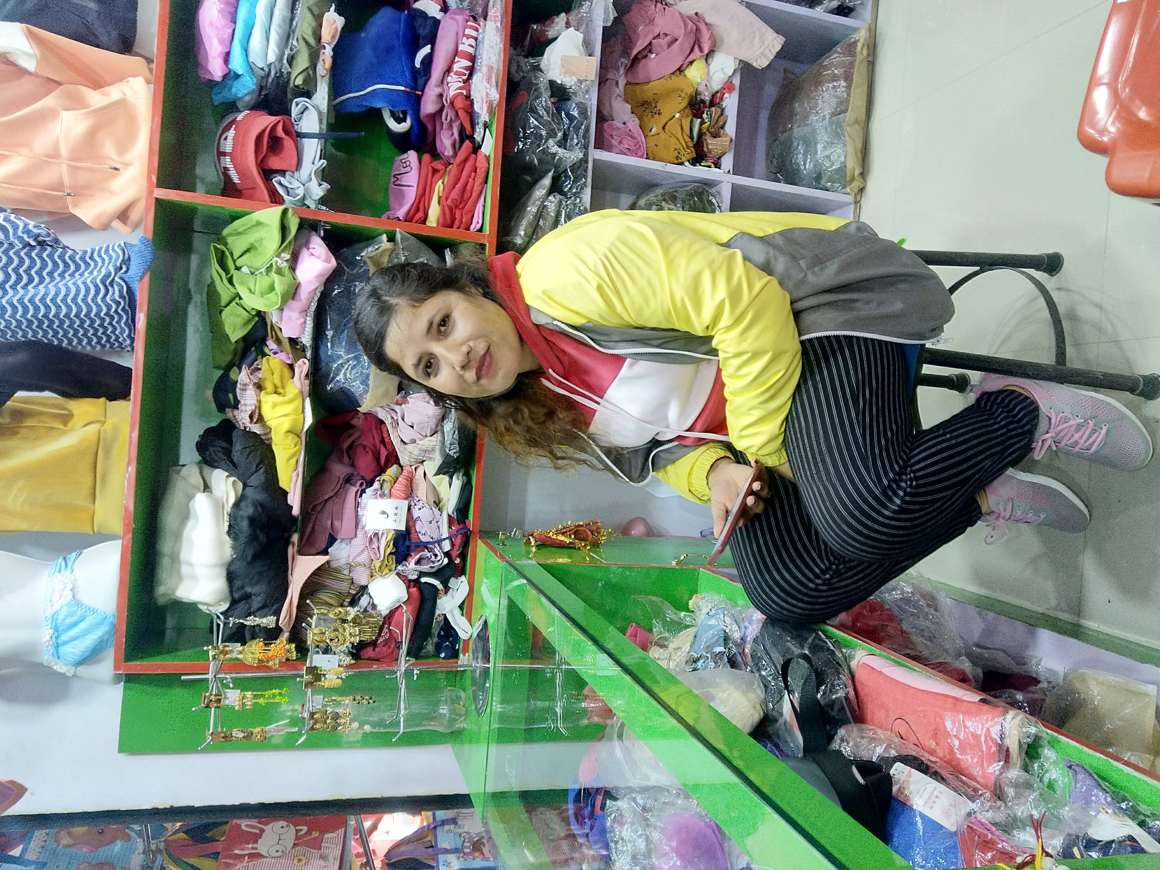 Nanda Bhauju Fancy Store